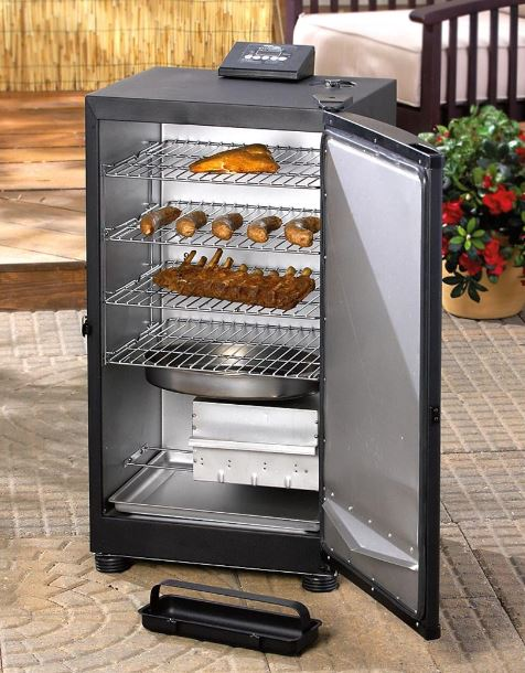 black friday deals on electric smokers 2019