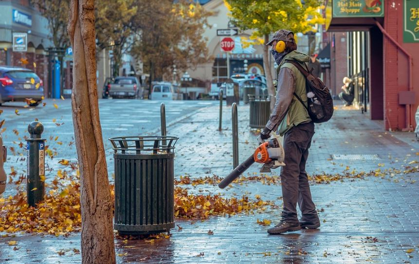 Black Friday deals on leaf blowers 2019