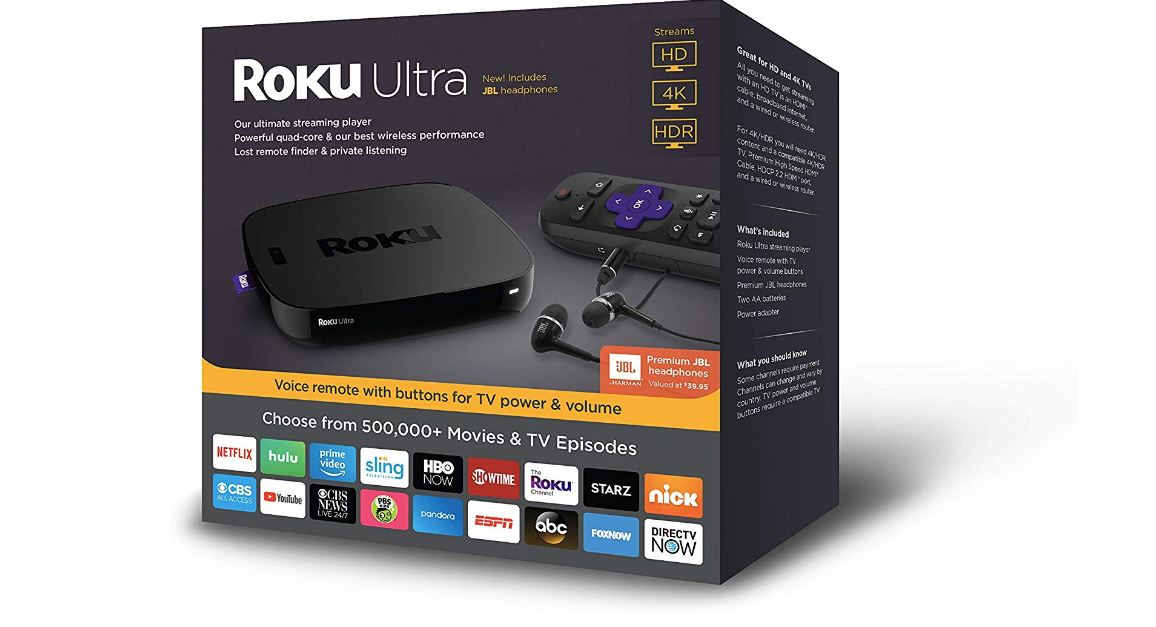 Best Roku Ultra Black Friday Deals 2019