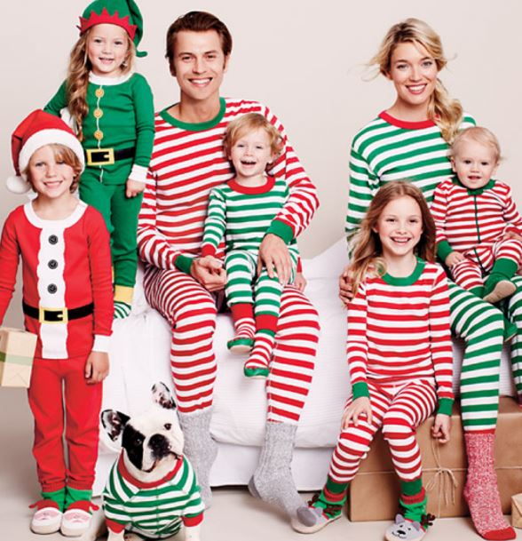 Holiday Pajama Sets For Family